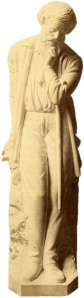 Jules Lequier (statue)